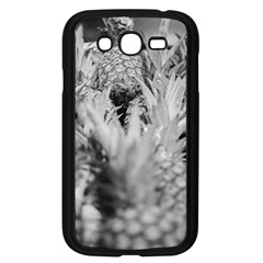 Pineapple Market Fruit Food Fresh Samsung Galaxy Grand Duos I9082 Case (black)
