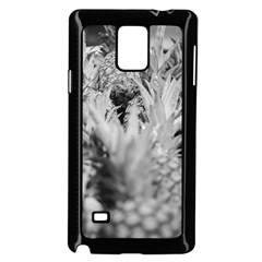Pineapple Market Fruit Food Fresh Samsung Galaxy Note 4 Case (black)