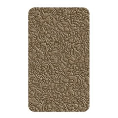 Leather Texture Brown Background Memory Card Reader