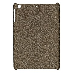 Leather Texture Brown Background Apple Ipad Mini Hardshell Case