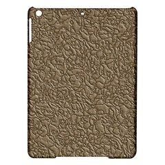 Leather Texture Brown Background Ipad Air Hardshell Cases