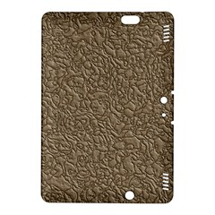 Leather Texture Brown Background Kindle Fire Hdx 8 9  Hardshell Case