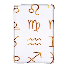 Signs Of The Zodiac Zodiac Aries Apple Ipad Mini Hardshell Case (compatible With Smart Cover)