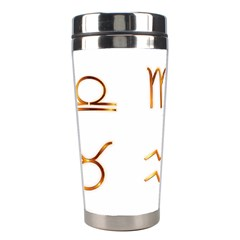 Signs Of The Zodiac Zodiac Aries Stainless Steel Travel Tumblers