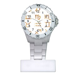 Signs Of The Zodiac Zodiac Aries Plastic Nurses Watch