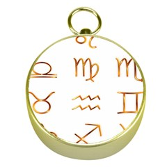 Signs Of The Zodiac Zodiac Aries Gold Compasses