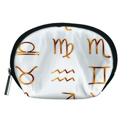 Signs Of The Zodiac Zodiac Aries Accessory Pouches (medium)