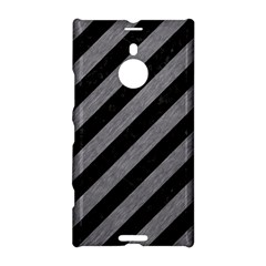 Stripes3 Black Marble & Gray Colored Pencil Nokia Lumia 1520