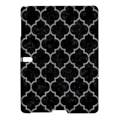 Tile1 Black Marble & Gray Colored Pencil Samsung Galaxy Tab S (10 5 ) Hardshell Case