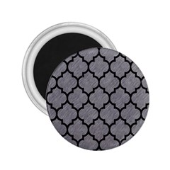 Tile1 Black Marble & Gray Colored Pencil (r) 2 25  Magnets