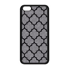 Tile1 Black Marble & Gray Colored Pencil (r) Apple Iphone 5c Seamless Case (black)