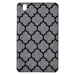 Tile1 Black Marble & Gray Colored Pencil (r) Samsung Galaxy Tab Pro 8 4 Hardshell Case