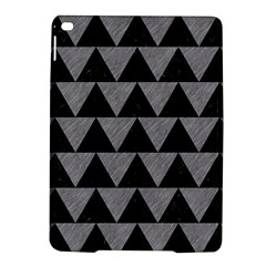 Triangle2 Black Marble & Gray Colored Pencil Ipad Air 2 Hardshell Cases