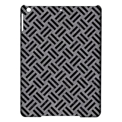 Woven2 Black Marble & Gray Colored Pencil (r) Ipad Air Hardshell Cases