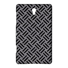 Woven2 Black Marble & Gray Colored Pencil (r) Samsung Galaxy Tab S (8 4 ) Hardshell Case