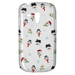 Snowman Pattern Galaxy S3 Mini