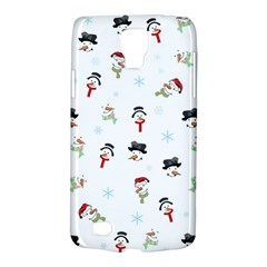 Snowman Pattern Galaxy S4 Active