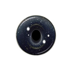 Brightest Cluster Galaxies And Supermassive Black Holes Hat Clip Ball Marker