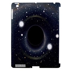 Brightest Cluster Galaxies And Supermassive Black Holes Apple Ipad 3/4 Hardshell Case (compatible With Smart Cover)