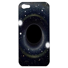 Brightest Cluster Galaxies And Supermassive Black Holes Apple Iphone 5 Hardshell Case