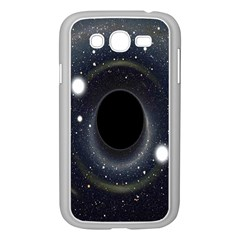 Brightest Cluster Galaxies And Supermassive Black Holes Samsung Galaxy Grand Duos I9082 Case (white)