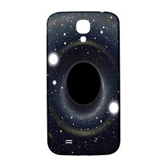 Brightest Cluster Galaxies And Supermassive Black Holes Samsung Galaxy S4 I9500/i9505  Hardshell Back Case