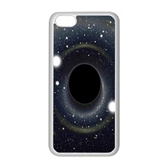 Brightest Cluster Galaxies And Supermassive Black Holes Apple Iphone 5c Seamless Case (white)