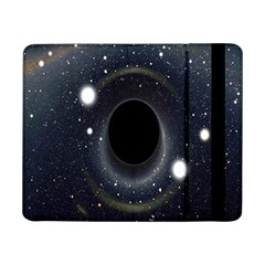 Brightest Cluster Galaxies And Supermassive Black Holes Samsung Galaxy Tab Pro 8 4  Flip Case