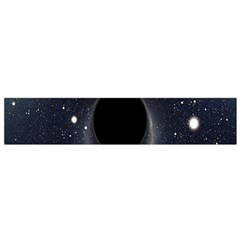 Brightest Cluster Galaxies And Supermassive Black Holes Flano Scarf (small)
