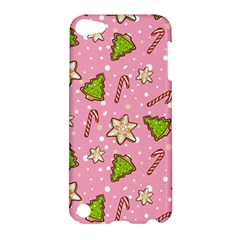 Ginger Cookies Christmas Pattern Apple Ipod Touch 5 Hardshell Case