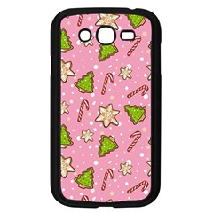 Ginger Cookies Christmas Pattern Samsung Galaxy Grand Duos I9082 Case (black)