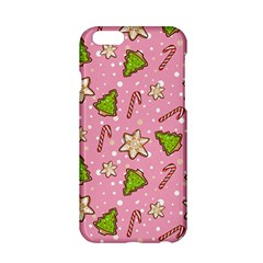 Ginger Cookies Christmas Pattern Apple Iphone 6/6s Hardshell Case