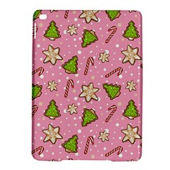 Ginger Cookies Christmas Pattern Ipad Air 2 Hardshell Cases