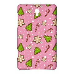 Ginger Cookies Christmas Pattern Samsung Galaxy Tab S (8 4 ) Hardshell Case