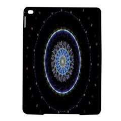 Colorful Hypnotic Circular Rings Space Ipad Air 2 Hardshell Cases