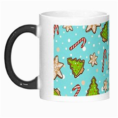 Ginger Cookies Christmas Pattern Morph Mugs