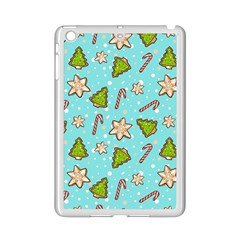 Ginger Cookies Christmas Pattern Ipad Mini 2 Enamel Coated Cases