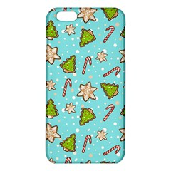 Ginger Cookies Christmas Pattern Iphone 6 Plus/6s Plus Tpu Case