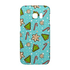 Ginger Cookies Christmas Pattern Galaxy S6 Edge
