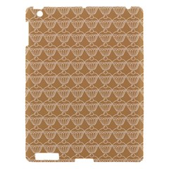 Cake Brown Sweet Apple Ipad 3/4 Hardshell Case