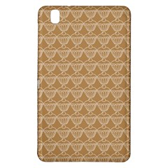 Cake Brown Sweet Samsung Galaxy Tab Pro 8 4 Hardshell Case