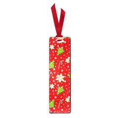 Ginger Cookies Christmas Pattern Small Book Marks