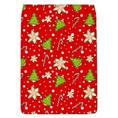 Ginger Cookies Christmas Pattern Flap Covers (l)