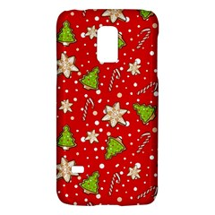 Ginger Cookies Christmas Pattern Galaxy S5 Mini