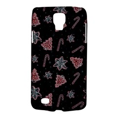 Ginger Cookies Christmas Pattern Galaxy S4 Active