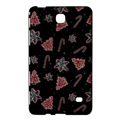Ginger Cookies Christmas Pattern Samsung Galaxy Tab 4 (8 ) Hardshell Case