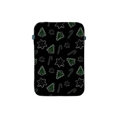 Ginger Cookies Christmas Pattern Apple Ipad Mini Protective Soft Cases
