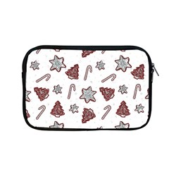 Ginger Cookies Christmas Pattern Apple Macbook Pro 13  Zipper Case