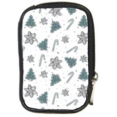 Ginger Cookies Christmas Pattern Compact Camera Cases