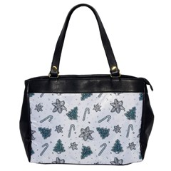 Ginger Cookies Christmas Pattern Office Handbags